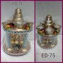 Earthen Diya (set Of 1)