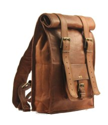 Craftsmen Unisex Leather Bags, Size: 16''