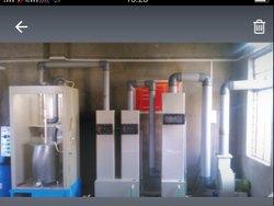 Metal Refinery Machine