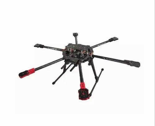 Robokits India Carbon Fiber Tarot FY690S Hexacoptor 6 Axis