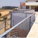 Expanded Metals Balcony Railings