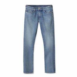 Regular Fit Stretchable Denim Jeans