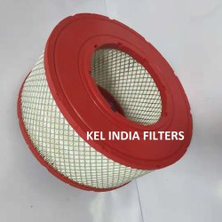 100% Synthetic Fiber Automotive Air Filter for Filtration, Model Name/Number: KL-AF2