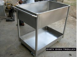Dirty Dishes Trolley