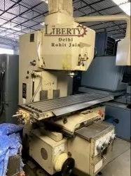 WMW Heckert Vertical Milling Machine