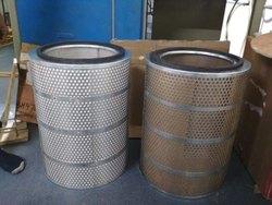 95% Paper Gas Turbine Air Intake Filters, Filtration Grade: Medium Filter, Automation Grade: Semi-Automatic