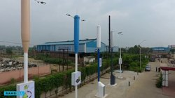 Mild Steel Smart Pole