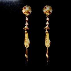 Jewels Box 22kt Best Gold Earring Design, Approx 10-15 Gm