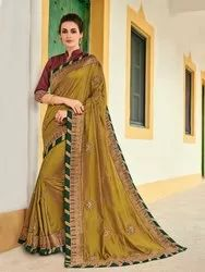 Pr Fashion Launched Beautiful Designer Party, Festive & Social Gatherings Saree