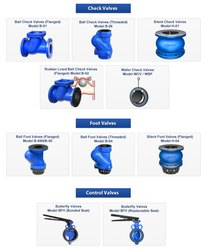 Normex Ball Type Foot Valves, Size: 1-12, Model Name/Number: B-01