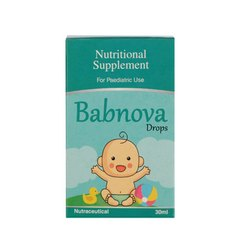 30ml Babnova Drops