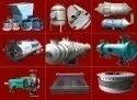 Titanium, Tantalum, Nickel, Hastelloy, Monel, Inconel and Zirconium Chemical Process Equipments