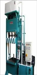 Hydraulic Deep Draw Press for Geyser Tank