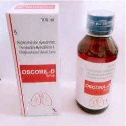 Dextromethorphan Hydrobromide Phenylephrine Hydrochloride And Chlorpheniramine Maleate Syrup