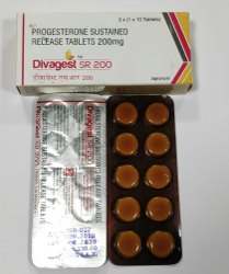 Divagest Tablet SR, Progesterone