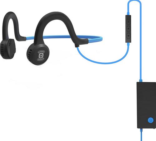 459f4855c47 Aftershokz Sportz Titanium Bone Conduction Headphone (Wired ...