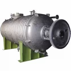 Rotary Autoclave For Reclaimed Rubbber