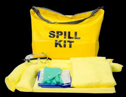 Spill Control Items suppliers - Chemical Spill Kits 22 Litres
