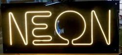 Led Neon Flex Signs
