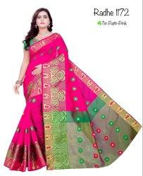 Pure Cotton Silk Sarees