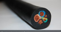 95 mm 4 Core Rubber Cable