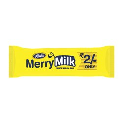 Merry Milk White Bar