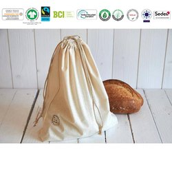 Organic Cotton Bread Bags manufacturer