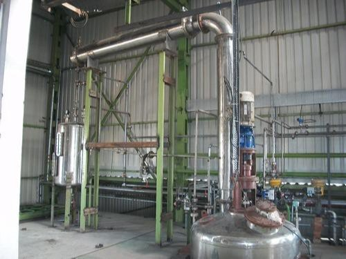 Chemical Plants - Alkyd Resin Plant Manufacturer from Meerut