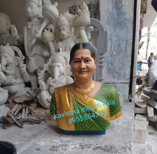 Marbal Bust Marble Human Statue Manufacturer From Jaipur