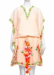 Gypsy Embroidery Kaftan