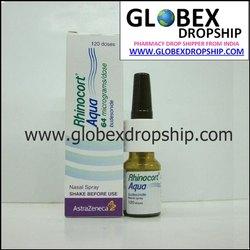 Rhinocort Aqua Spray (Budesonide)