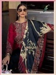 Cotton Pakistani Suits
