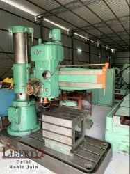 MAS VR4 Radial Drilling Machine