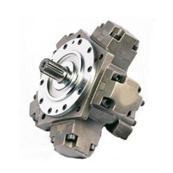 Radial Piston Motor, Power: <10 KW