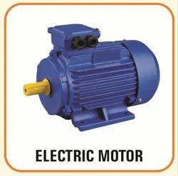 Omicron Three Phase Foot Mounted Motor, 220/440 V