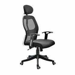 SF-76 Black Executive Chair