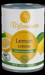 Bglamoura Lemon Cream Wax