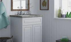 Stainless Steel Moduler Vanity For Washroom