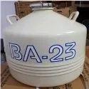 BA23 Liquid Nitrogen Container Cryocan IOCL