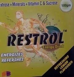 RESTROL ENERGY DRINK