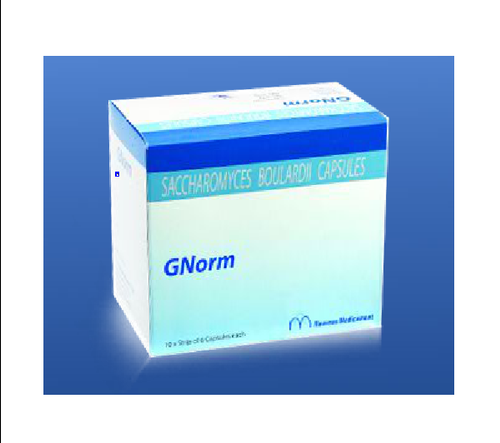 GNorm Capsule Manufacturer from Chennai