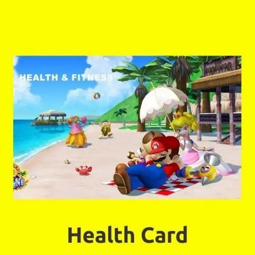 Plastic Health Card