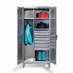 Stainless Steel Garment Cubicale