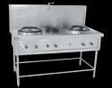 Synergy Technics Ss304 Dom Type Chinese Cooking Range, For Commercial
