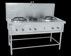 Dom Type Chinese Cooking Range
