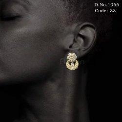 American Diamond Delicate Earrings