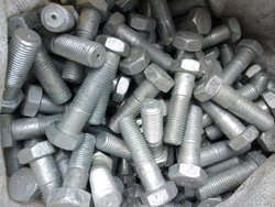 MT Standard Rolled M36 HIGH TENSILE HDG BOLTS, For Construction, 25
