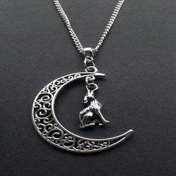 Exquisite Silver Pendant