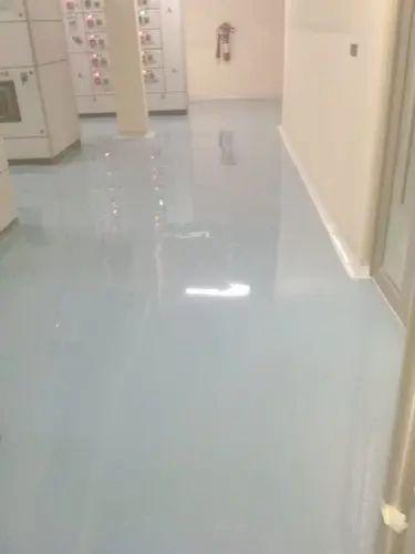 Insulation Epoxy Floor Coating For Lt