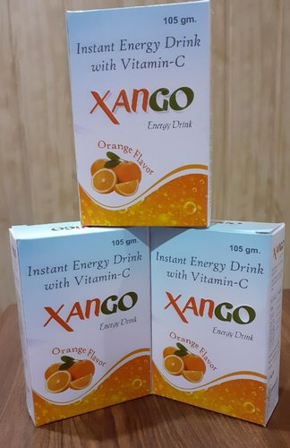 Energy Drink Powder With Vitamin C